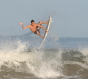 Guacalillo Costa Rica Surfing Insand Air